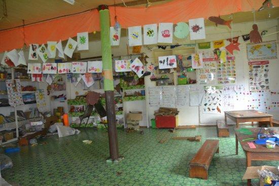 Paradise Beach: The village pre-school