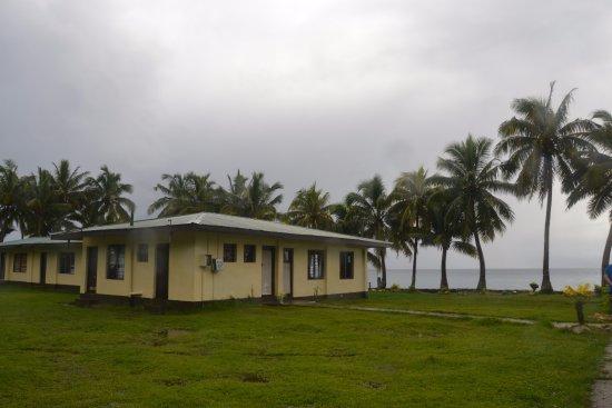 Paradise Beach: The village nearby