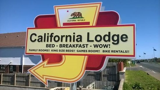 California Lodge