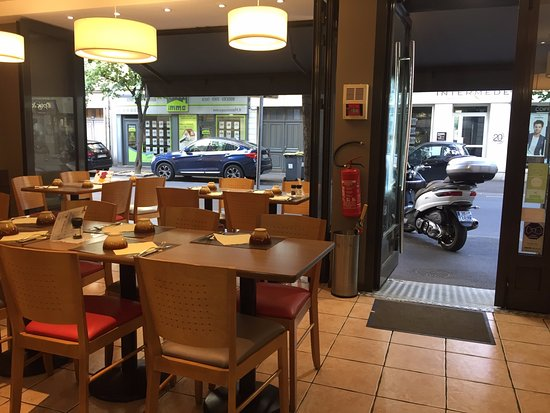 Cr perie sucr e sal e maisons alfort restaurant avis for Avis maison alfort