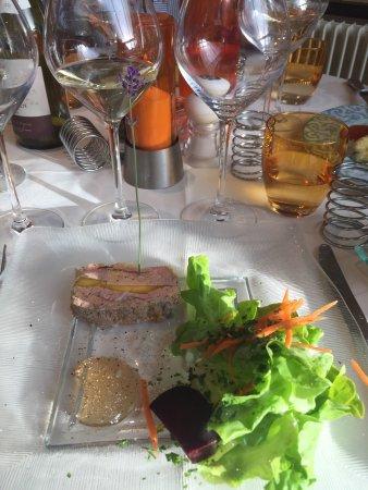 Cuiseaux, France: Très bon repas entre amis dimanche passé