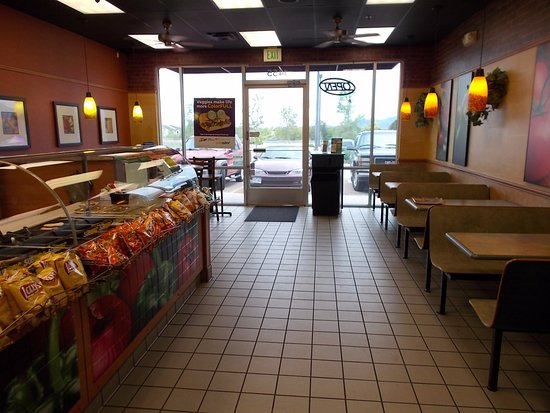 Subway Colorado Springs 1455 S Murray Blvd Restaurant Reviews Phone Number Photos Tripadvisor