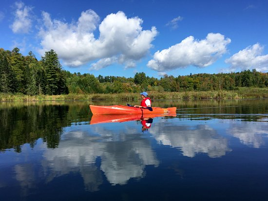 Marshfield, VT : Great kayaking within several miles. Ask us about our favorite spots!