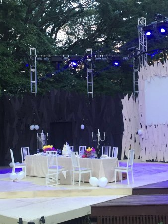 Shakespeare in High Park, Canadian Stage