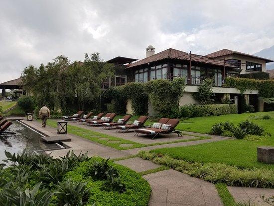La Reunion Golf Resort & Residences: Main Building