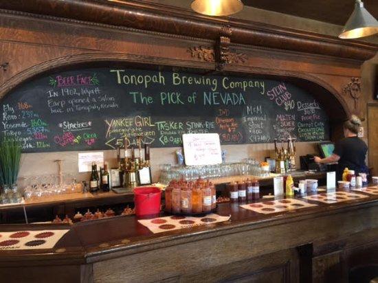 Tonopah, NV: The bar!