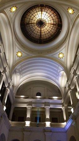 Sala Sao Paulo : Salão interno