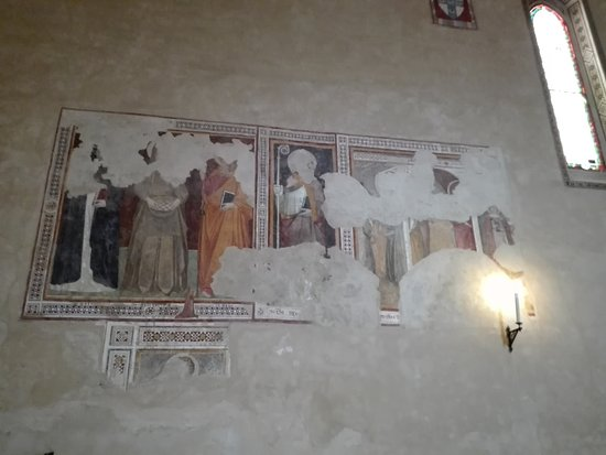 Pienza, Italy: Chiesa di San Francesco