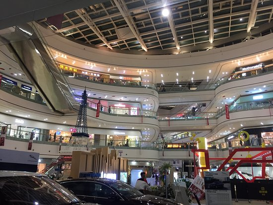 INtime Mall (days)