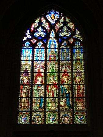 Notre Dame du Sablon: A third...and it goes on.