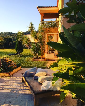 Hotel La Vigne de Ramatuelle : lieu