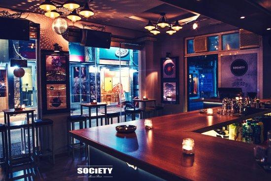 Society MusicBar