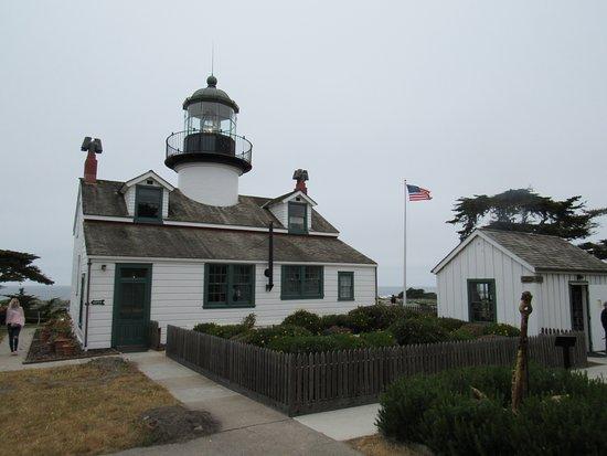 写真Point Pinos Lighthouse枚