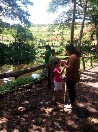 La Mesa Eco Park: Fishing
