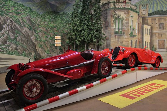 Simeone Foundation Automotive Museum