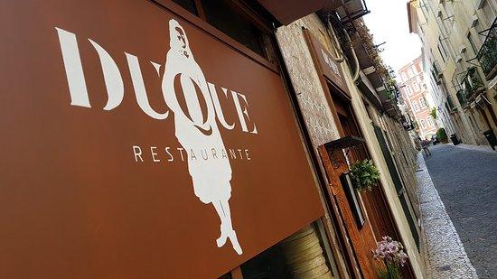 Duque Restaurante - Lisboa