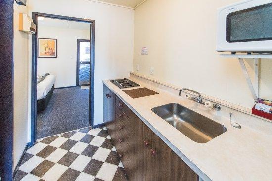 Whanganui, Selandia Baru: One Bedroom Unit