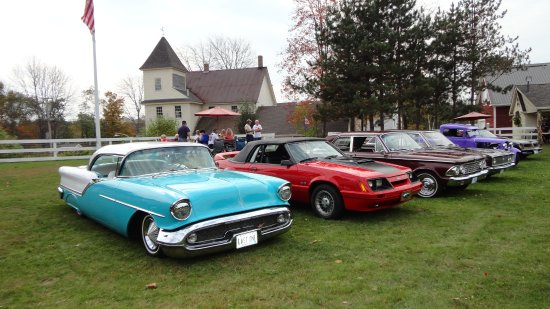 Lebanon, ME: Cruise Night the first Saturday of the month May-September 4:00-7:00 (rain date Sunday)