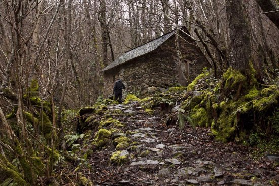 Penalba de Santiago, España: Antiguo molino de Peñalba