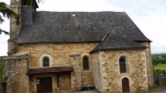 Eglise de Cazillac