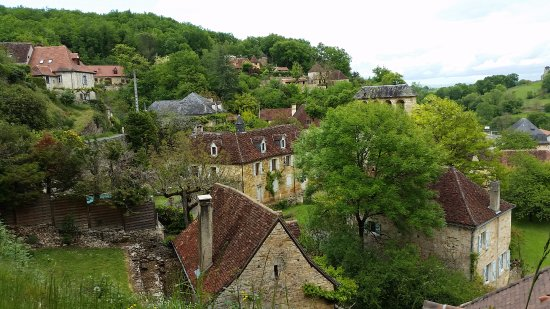 Cazillac, France: Vue sur Lasvaux