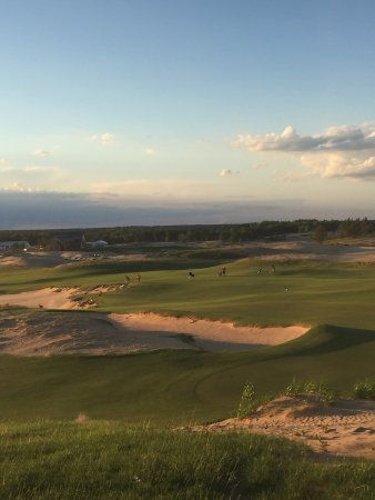 Nekoosa, WI: Sand Valley Golf Resort