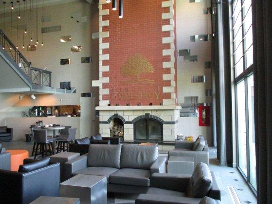 Bécancour, Canadá: Lobby