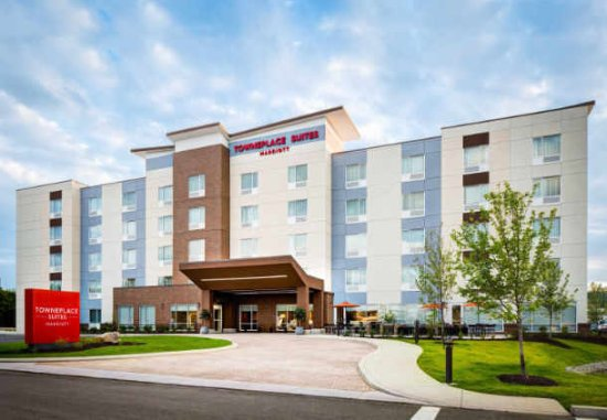 Welcome to TownePlace Suites by Marriott Cranbury South Brunswick