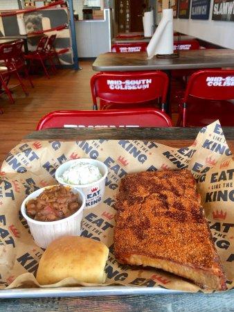 Cordova, TN: Jerry Lawler's Memphis BBQ Company