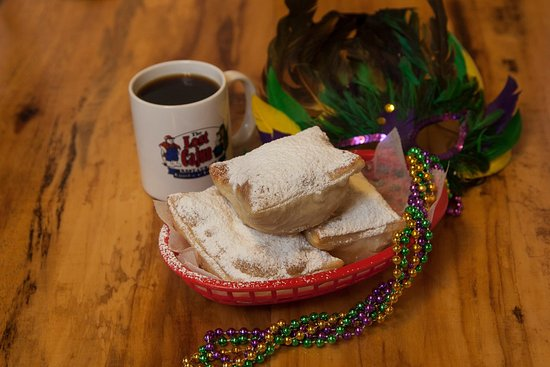 Хамбл, Техас: Awesome beignets!!!