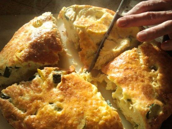 Adora Inn: Delicious breakfast Frittata