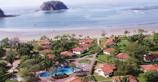 Hotel Villas Playa Samara: Panoramica