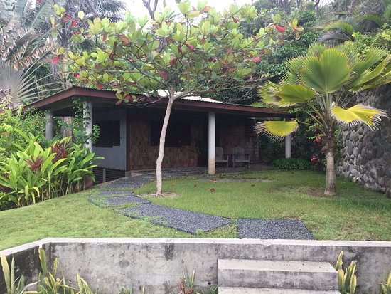 Pagua Bay House Oceanfront Cabanas: Cabana 4
