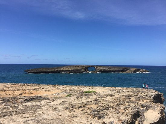 Laie Point State Wayside Park: Cool place for like 15 minutes