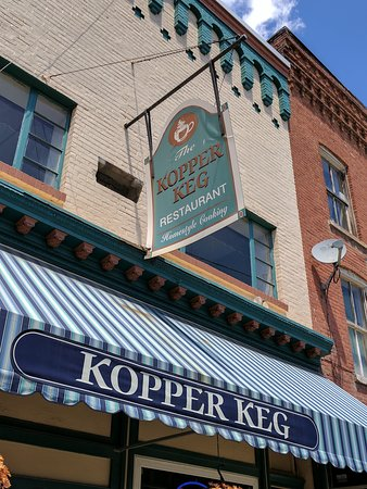 Cuba, NY: The Kopper Keg