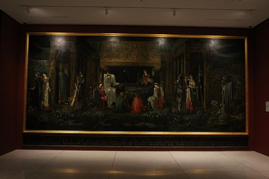 Museo de Arte de Ponce: Fascinating museum to visit. Lost of historic painting and beautiful are sculptures. Nice area a