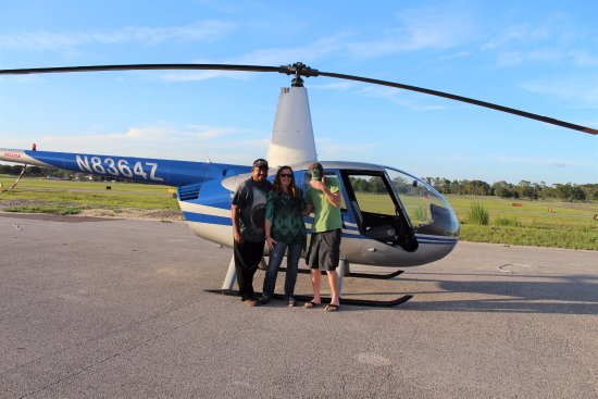 JAX Helicopter Tours: We had 18 fun pictures sent to us from before we took off.