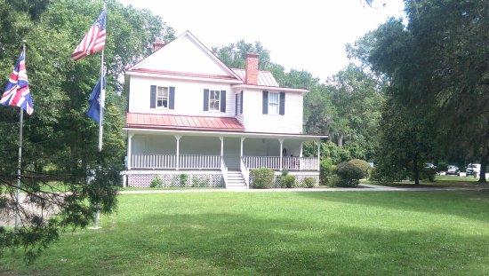 Beautiful home Picture of Frampton Plantation House Yemassee