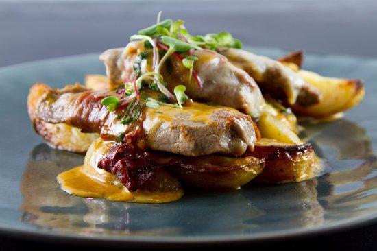 La Dolce Vita Ristorante: Saltimbocca veal