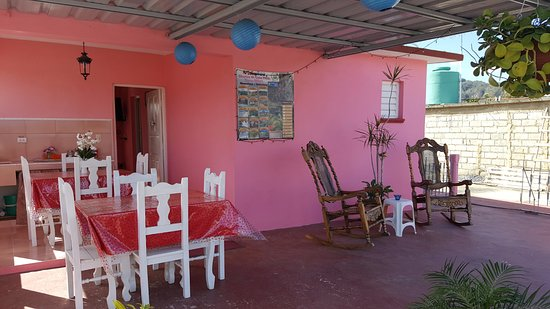Hermoza Terraza En Segundo Piso Picture Of Casa Nolo