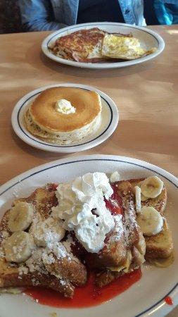 Ihop: desayuno
