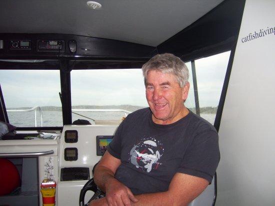 Swansea, Australien: Skipper of the Moorish Idol