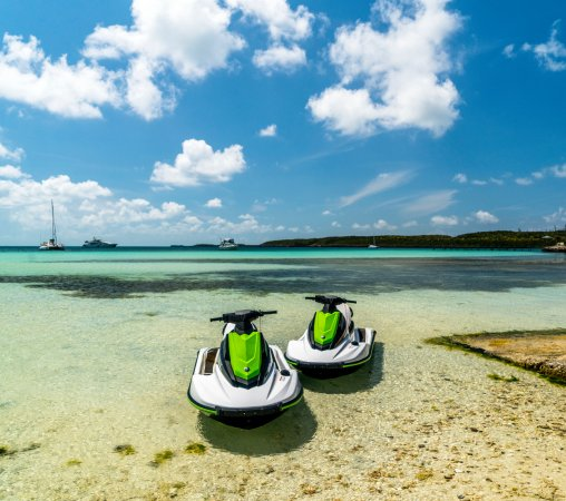Jet Ski Rentals in Governor's Harbour