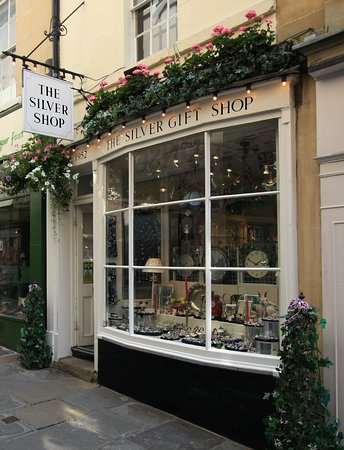 The Silver Shop of Bath