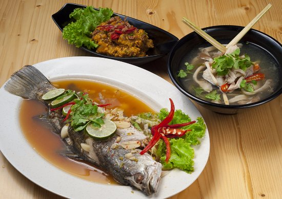 Route 52 bistro jb authentic thai cuisine johor bahru for Authentic thai cuisine