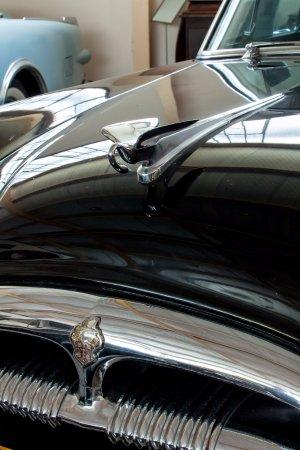 Whangarei, Nueva Zelanda: 1954 Packard Henney Limousine