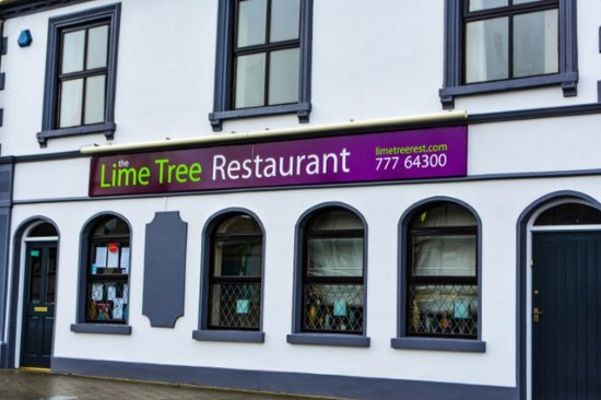 The Lime Tree Restaurant: Exterior