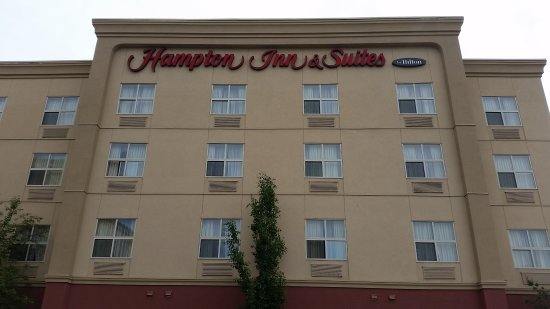 Hampton Inn by Hilton Edmonton/South: 20170604_105355_large.jpg