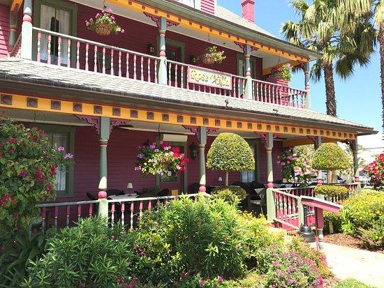 Rose Villa Restaurant Ormond Beach Florida