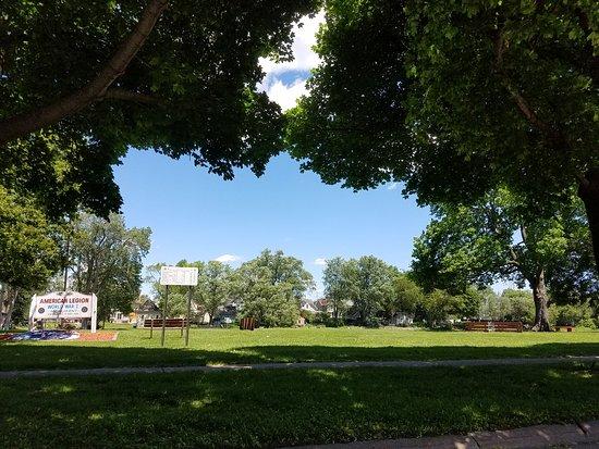 Monroe, MI: grassy areas